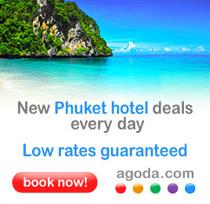 Phuket Hotels - Have a look at Agoda