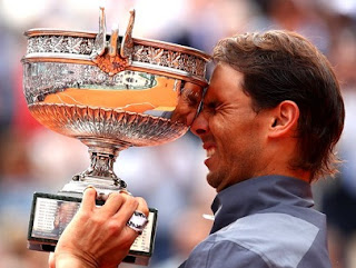 Rafael Nadal next game schedule before Wimbledon decision after French Open win.