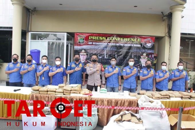 Rubah Komplek Permata dari Stigma Kampung Narkoba, Polisi Akan Dirikan Posko Kampung Tangguh Jaya