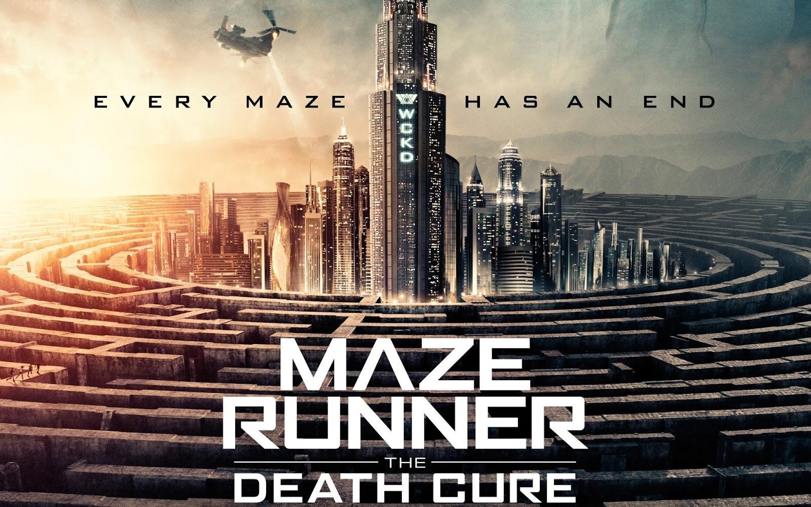 La nueva entrega de The Maze Runner