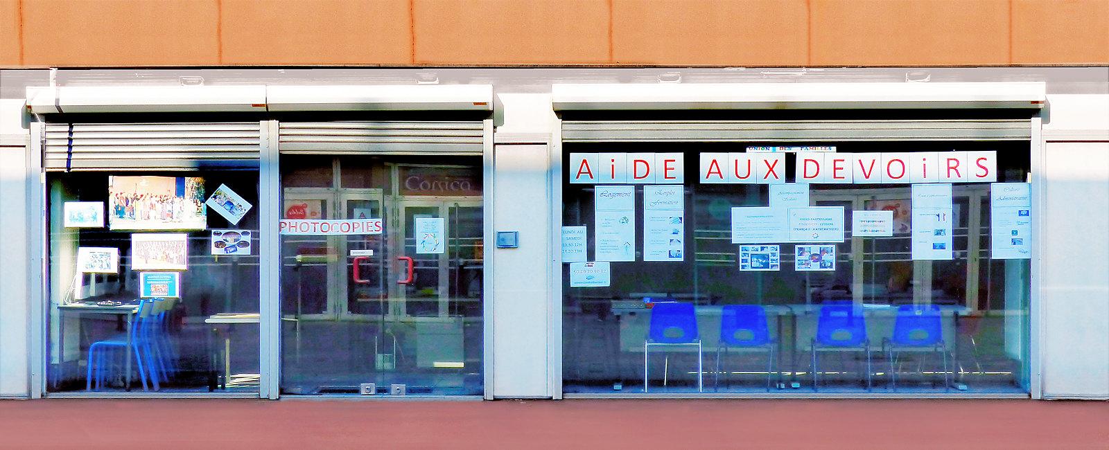 Union des Familles de Tourcoing UFT - Promenade de la Fraternité.