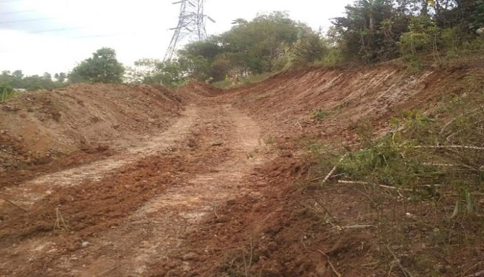 Terkait Pengerukan di Kaki Gunung Santri, GABSI : Segera Hentikan, Atau Kami yang Akan turun Untuk Menghentikan