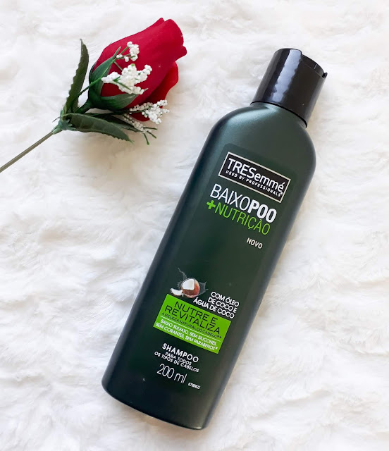 TRESemmé Linha Baixo Poo + Nutrição Shampoo