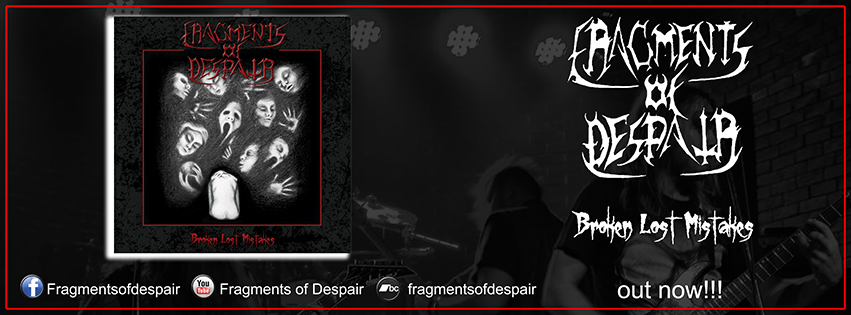 "Fragments of Despair- ""Kassandras Curse"" από το άλμπουμ ""Broken Lost  Mistakes"". 9cff6b03fb1"