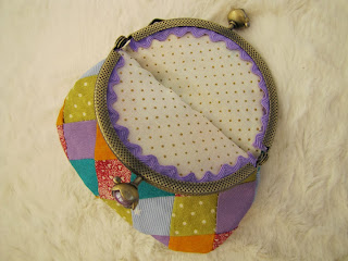 monedero, boquilla, patchwork, costura, couture, stitch, porte-monnaie, purse