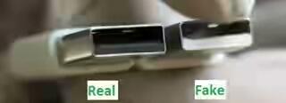Identify Fake USB Cord