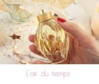 coffret de Noël L'air du Temps de Nina Ricci