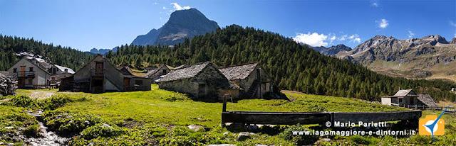 Cianciavero Alpe Veglia