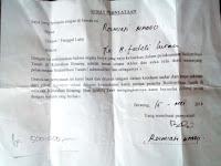 Terkuak Sertifikat Tanah Gratis Berbayar, Lurah Biraeng Mintai Warga Rp.500 Ribu