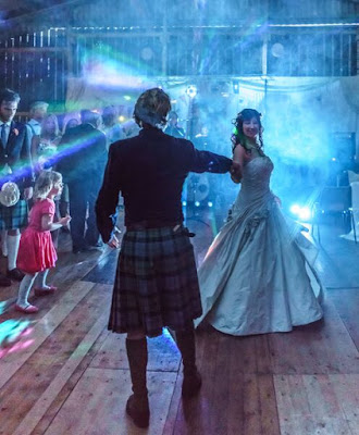 getting married scottish borders