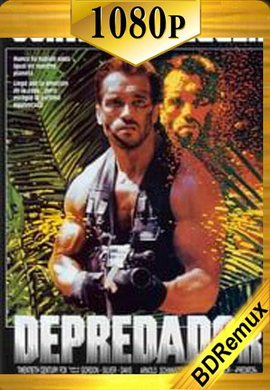 Depredador (1987) [1080p BD REMUX] [Latino-Inglés] [LaPipiotaHD]