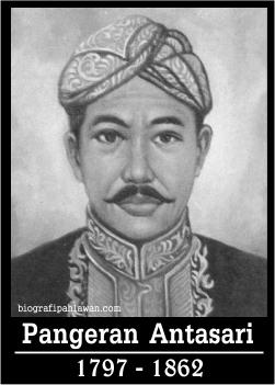 Biografi Pangeran Antasari Pahlawan Dari Kota Banjar