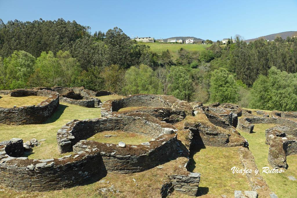 Castro de Coaña, Parque Histórico del Navia, Asturias