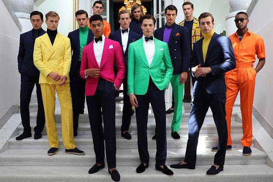 Willow Bee Inspired Fashion Translation No 22 Ralph Lauren Milan Spring 2020