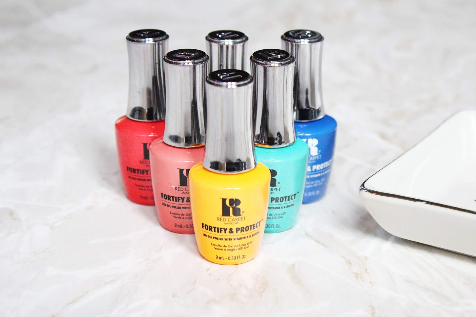 Red Carpet Manicure Summer '19 Collection Review
