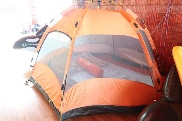 Tenda Pulau Labun Barelang Batam