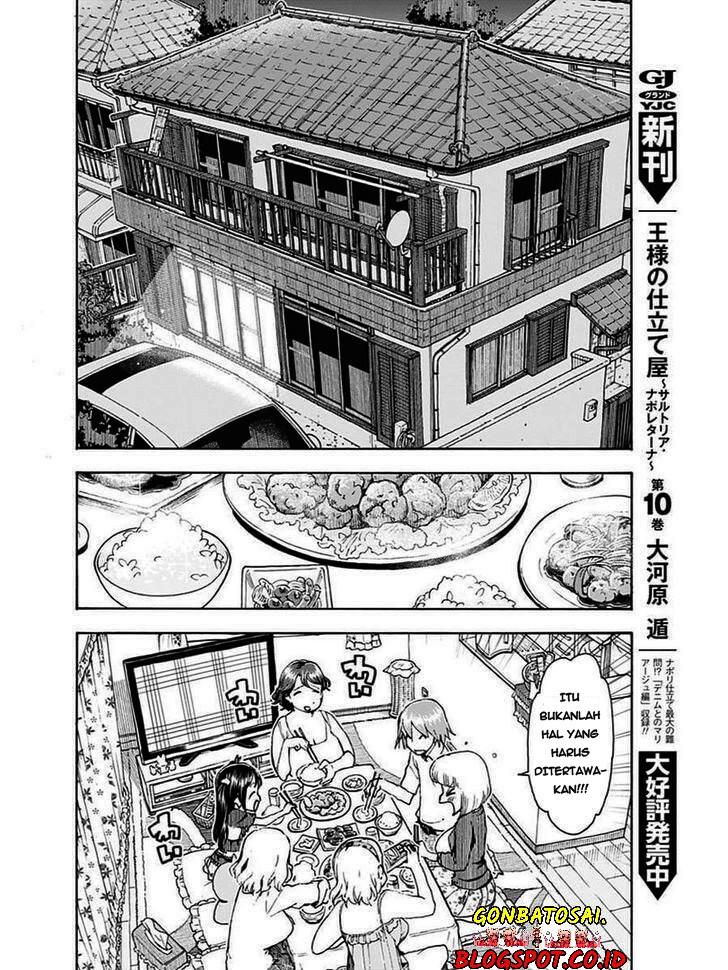Baca Manga Ashitaba-San Chi No Muko Kurashi Chapter 1 Bahasa Indonesia