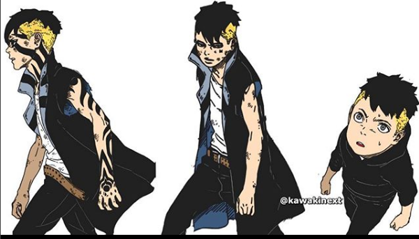 Naruto' Unveil Kawaki's Horrifying Creation