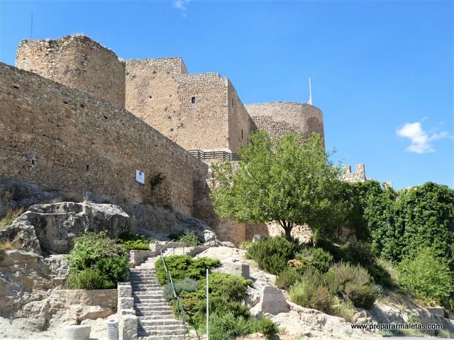 que ver en el castillo de Consuegra Toledo