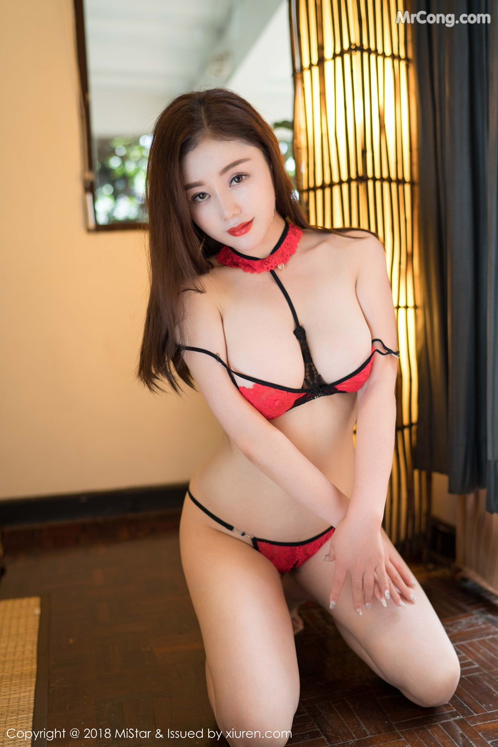 Image MiStar-Vol.226-Xue-Qian-Zi-MrCong.com-008 in post MiStar Vol.226: Người mẫu Xue Qian Zi (雪千紫) (31 ảnh)