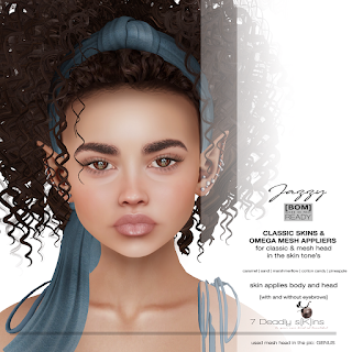 Jazzy: SL Frees & Offers group gift from 7 Deadly Skins