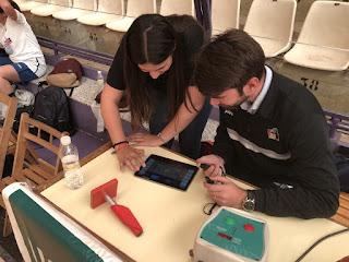 El acta digital llega a las competiciones que se disputan en la provincia de Jaén