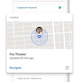 Google Family Link For Parents application