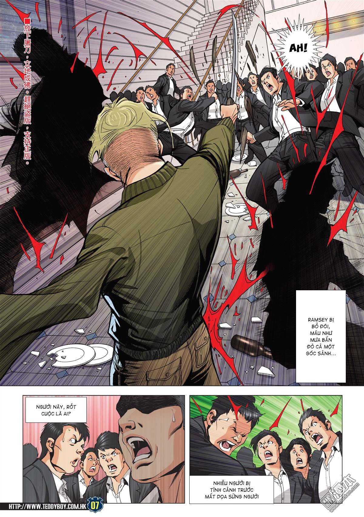 Người Trong Giang Hồ RAW chap 2072 - Trang 6