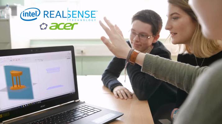 O que a Acer, Intel e o GeoGebra tem em comum?