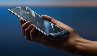 تسريبات جديدة لتصميم هاتف  Motorola Razr 2 5G القابل للطيء