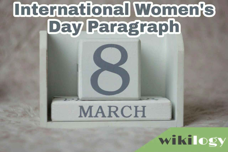 International Women's Day Paragraph