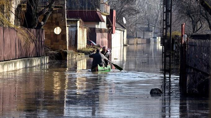 Árvíz, belvíz és szennyezés miatt is védekezni kellett februárban