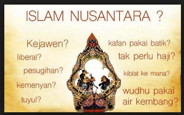 Islam Nusantara Oleh: KH. Muhammad Najih Maimoen dan Konspirasi Kaum Liberal Didalamnya