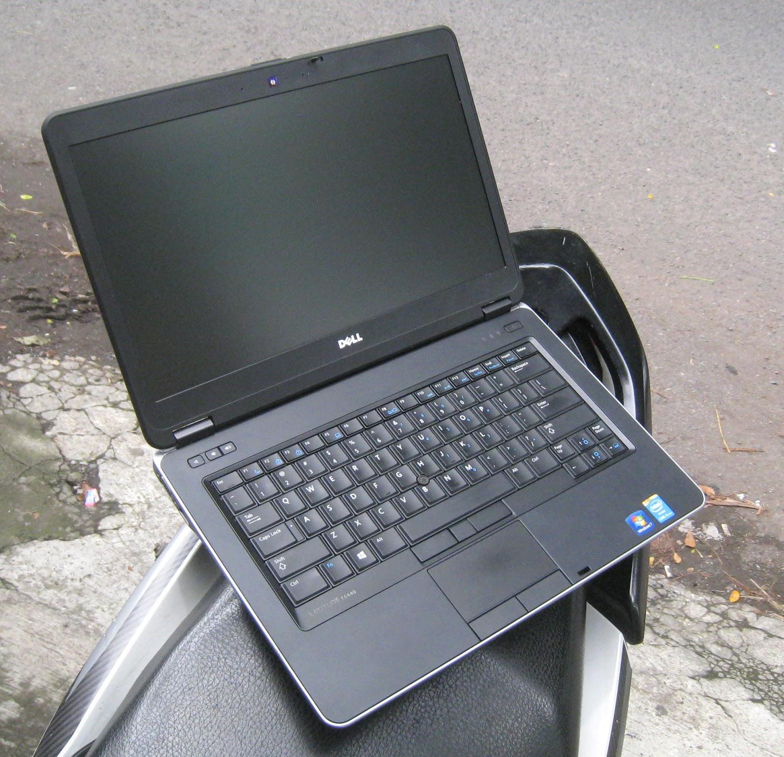 Jual Laptop Dell Latitude E6440 Core I5 Haswell Jual Beli Laptop Bekas Kamera Service Sparepart Di Malang
