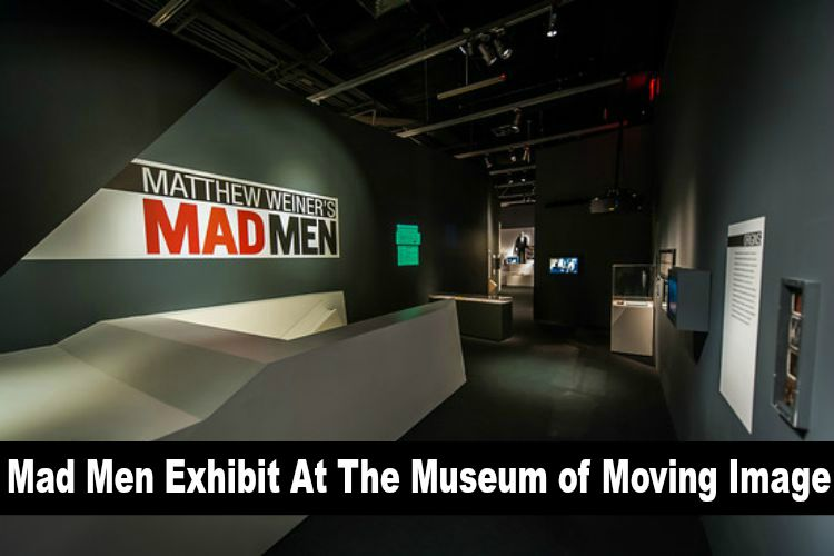A Vintage Nerd Museum of Moving Image Movie Museum in NY MadMen Exhibit 1960s Tv Show Madmen Vintage Blog