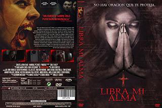 Soul to Keep - Libra mi Alma - Cover - DVD - BluRay