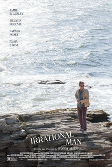 Irrational Man 2015 Turkish movie