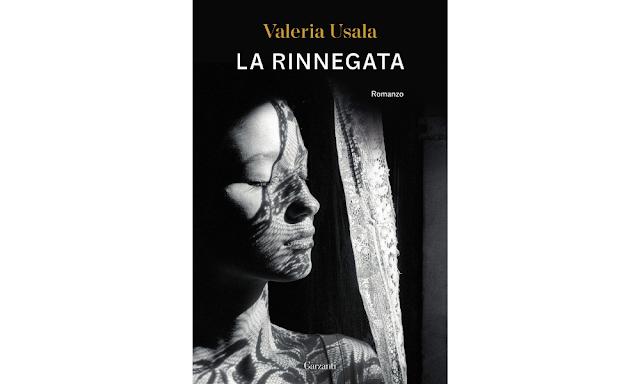 Valeria Usala, copertina La rinnegata