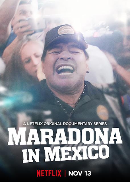 Maradona en Sinaloa - Maradona in Mexico (2019-) ταινιες online seires xrysoi greek subs