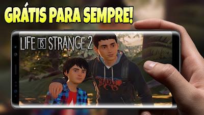 life is strange 2 grátis