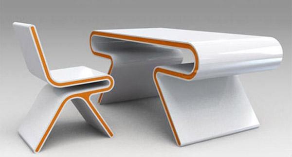 Bộ bàn ghế omega