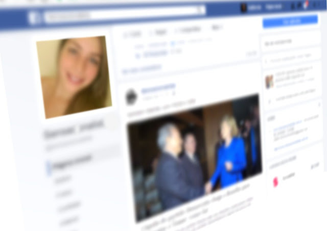 fakes na rede social Facebook é um problema sério