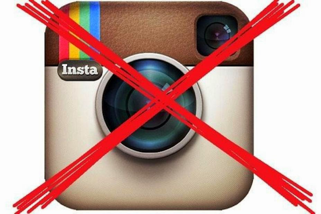 Banned Instagram