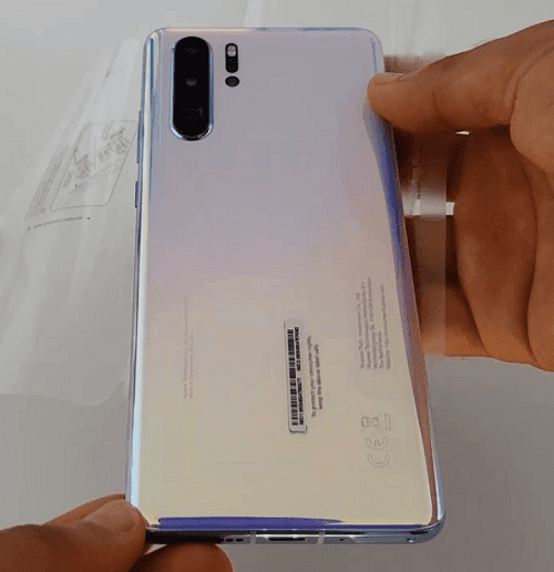 فتح علبة هاتف Huawei P30 Pro مواصفات ومميزات هواوي بي 30 برو