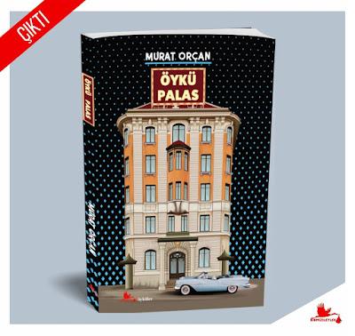 Öykü Palas, Murat Orçan, Kırmızı Leylek Yayınları