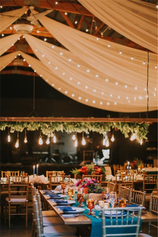 Un campamento de verano, el entorno perfecto para celebrar una boda en LOVE, LOVE by Chic & Decó