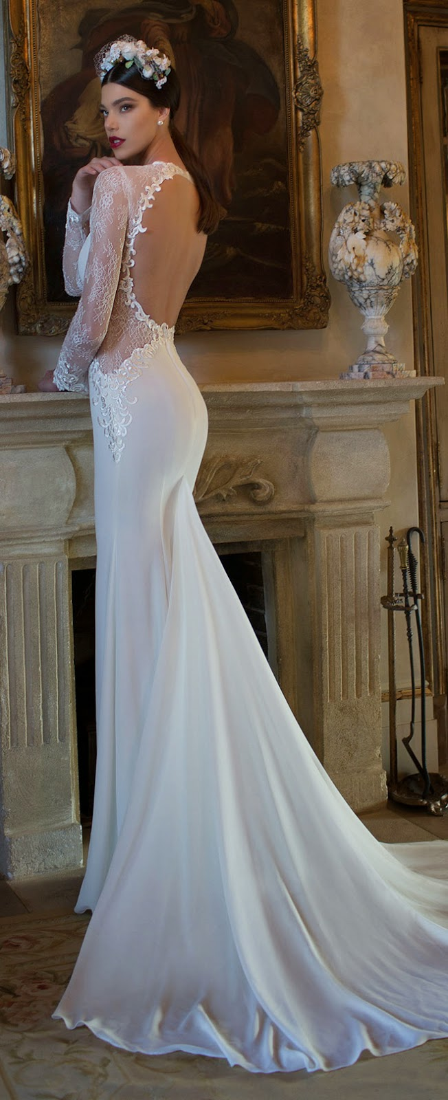 Berta 2015 bridal collection belle the magazine for Where to buy berta wedding dresses