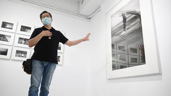 遠方的鼓聲─曾敏雄攝影展 大象藝術空間館探尋攝影本質