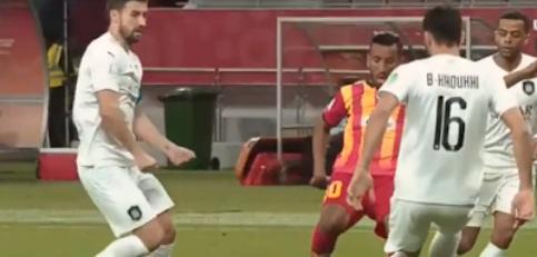 حمدو الهونى أول لاعب عربى يسجل هاتريك فى كأس العالم للأندية