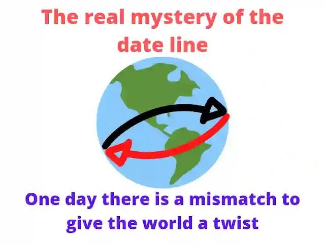 International Date Line vs International Arabic Date Line